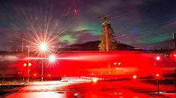 LOOK: Northern Lights Stun In