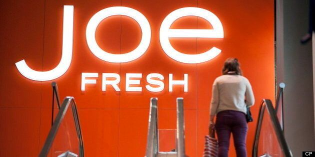Joe Fresh Global Expansion Will See 120 Stores In Europe, Mideast, South