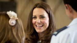 Kate Middleton Shows Off Her