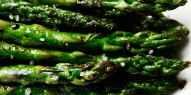 Asparagus Recipes: Baked, Grilled And Soup Asparagus