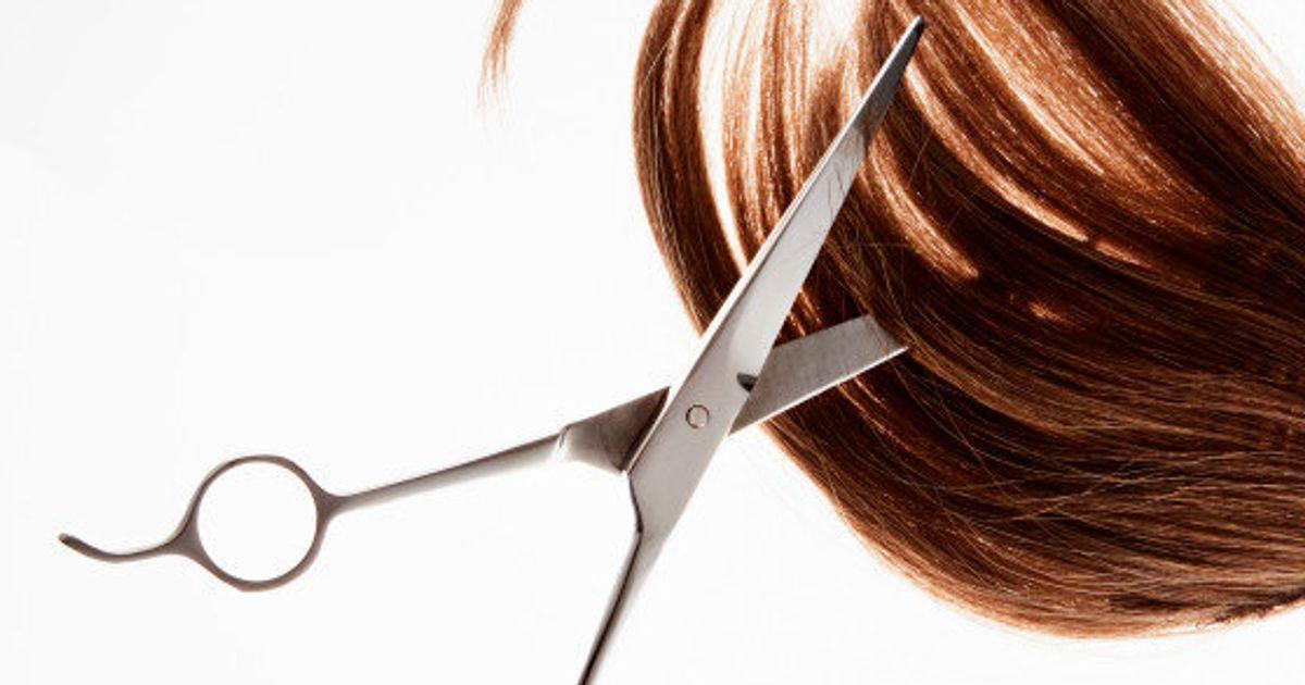 красивая картинка волос и ножниц этот день