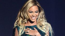 Beyonce Dazzles At Brit