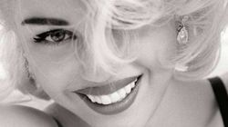 LOOK: Miley Cyrus As Marilyn