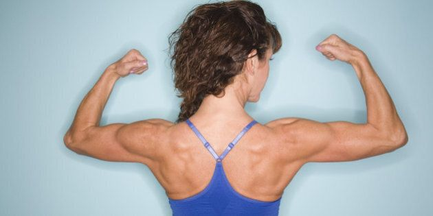 Upper Body Workout Can Help Reduce