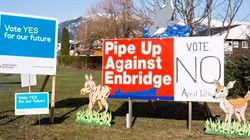 Let B.C. Vote On Northern Gateway: