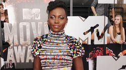 Lupita Goes Disco At MTV Movie