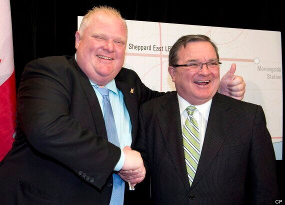 Jim Flaherty's Income-Splitting Views Clash With Jason Kenney, Tony