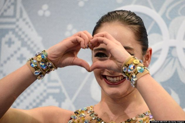 Kaetlyn Osmond's 2014 Winter Olympic Style