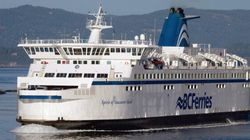 BC Ferries Sues Over
