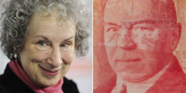 Margaret Atwood Joins Push To Get Women On Canadian