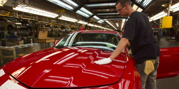 GM Oshawa Assembly Line To Stay Open As Demand