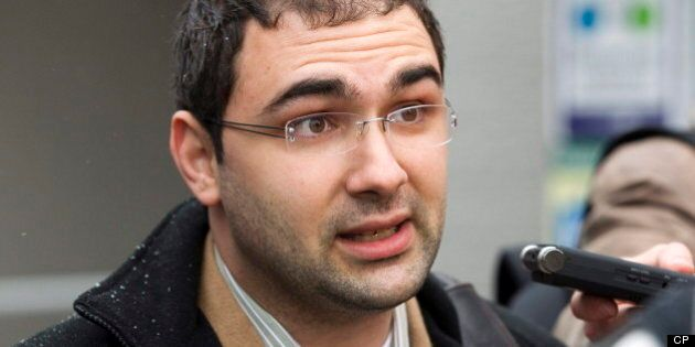 Dimitri Soudas's Hiring Defended By Conservative