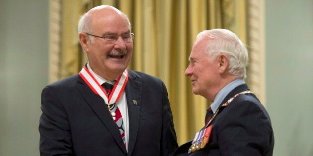 Mike Harcourt Breaks Up With B.C.