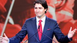 Trudeau Kicks Off Convention With