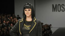Katy Perry Gets Booed At Fashion
