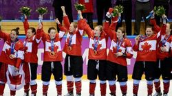 Canada Passes U.S. In Medal