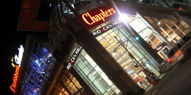 Chapters In Downtown Toronto Closes, Amid Flurry Of Disappearing
