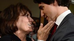 Trudeau's Mom Can't Imagine Him As PM..