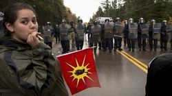 First Nation Clash Sparks Fears In