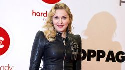 Madonna's Leather Pants Are Sooo