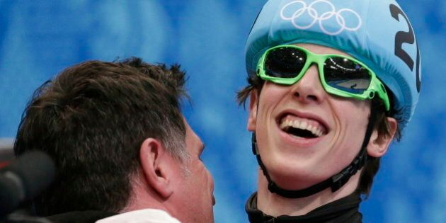 Charle Cournoyer Adds To Canada's Medal Count With Short-Track