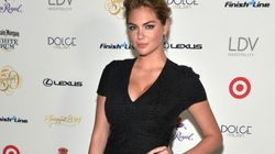 Kate Upton's Party Outfit Is Not What You'd