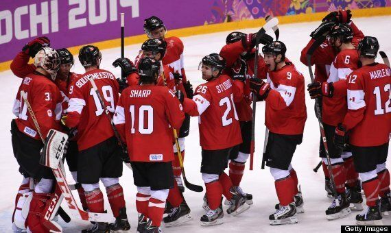 These Are The Faces Of Canadian Hockey Victory