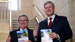 Canucks Shifting Away From Tories' Economic Agenda: