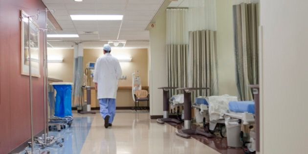 Hospital Germs: Report Finds Canadian Facilities Aren't 'Sufficiently