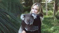 The Cutest Photo Of Paulina Gretzky
