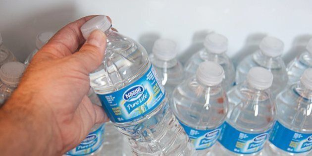 B.C. Water Act To Regulate Groundwater, Force Nestle To