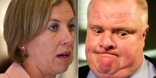 Karen Stintz Expected To Formally Register Monday In Toronto's Mayoral