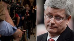 The Week In Review: Harper Conservatives vs. the Media = Lamest Feud