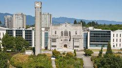 Third UBC Sex Assault In 3