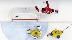 Canada, Sweden Face Off For