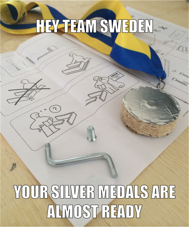 It's Hard To Trash Talk Sweden, But We Gave It Our Best
