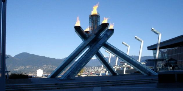 Vancouver's Olympic Cauldron Flame Will Burn After