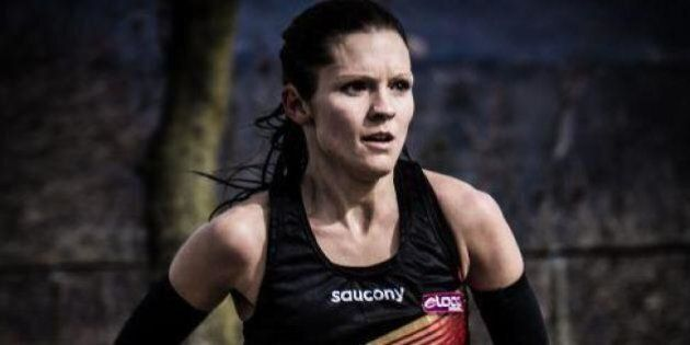 Lanni Marchant Sets New Canadian Record At Scotiabank Toronto Waterfront