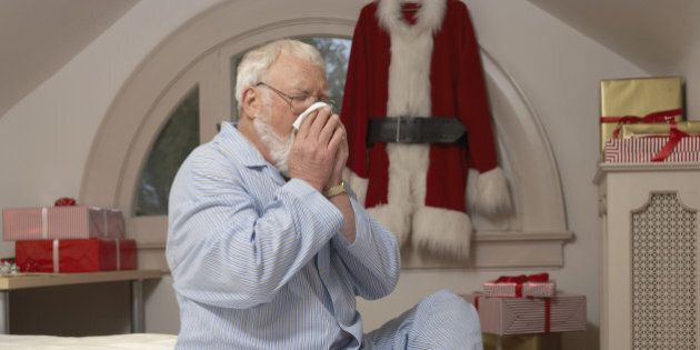 Showing Flu Symptoms? Stay Home And Save