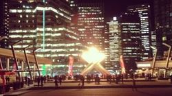 LOOK: Vancouver's Olympic Spirit Burns