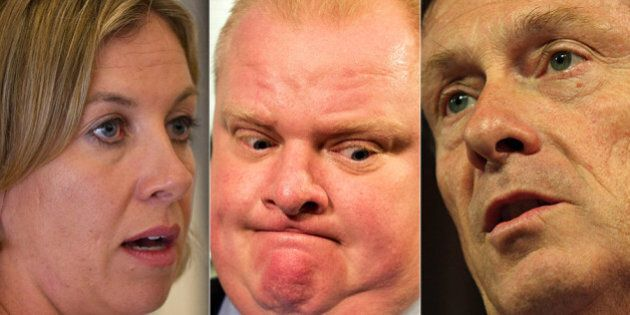 John Tory, Karen Stintz Both To Run For Toronto