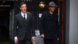 Benedict Cumberbatch Takes In Fashion