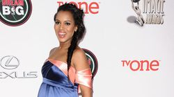 Kerry Washington (And Her Baby Bump) Go