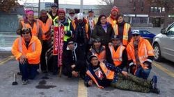 After 1,700 Kilometres, Cree Walkers Reach