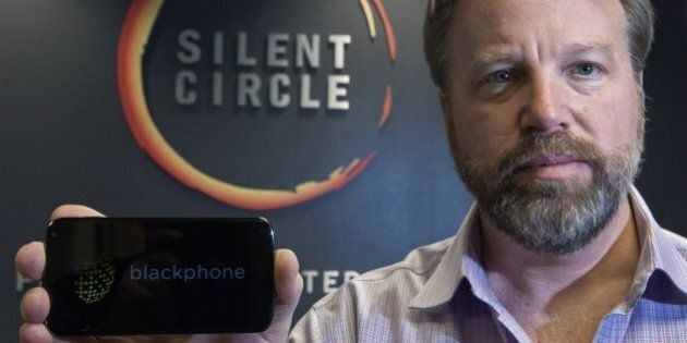 Mike Janke, CEO & Co-Founder of Silent Circle, makers of encrypted communications providing secure multiplatform...