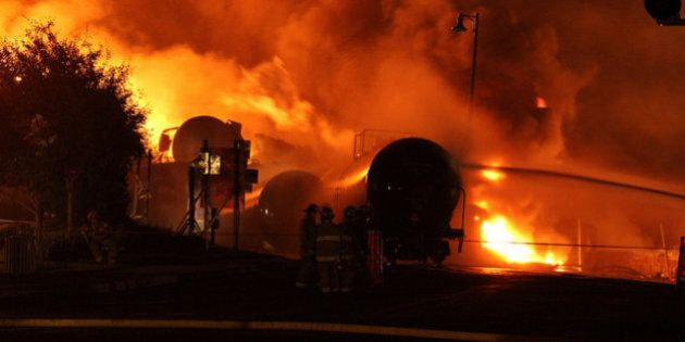 Lac-Megantic Lawsuit Says Feds Failed To Rein In Worst Railway In North