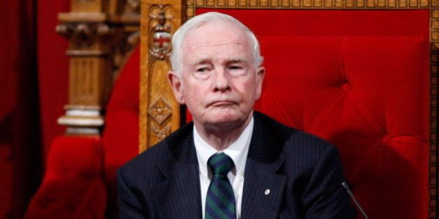 Governor General Reaches Out To Canadian Forces Members Following Military