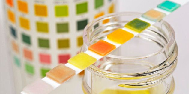 Urine Healh: What The Colour Of Your Pee Says About