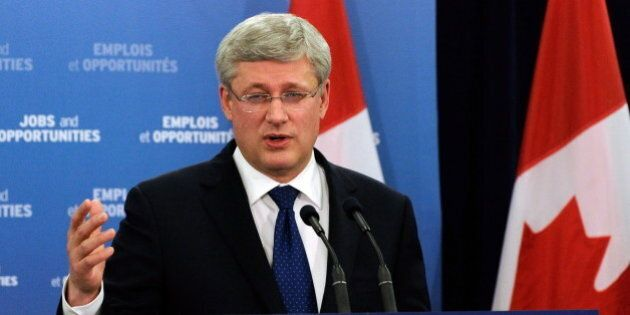 Building Canada Fund: Harper Unveils $14-Billion In Infrastructure