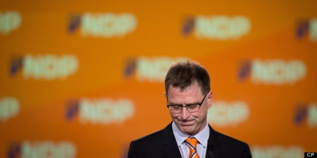 B.C. NDP Leadership: May 25, 2014 Suggested For Vote To Replace